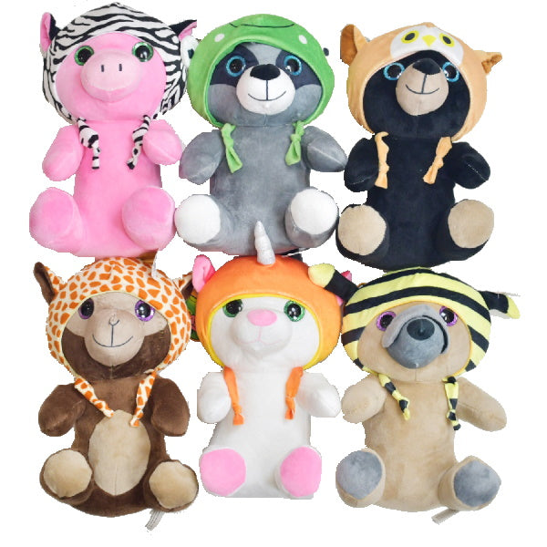 Capimals Jumbo Plush Mix 48 ct Product Image