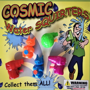 "Cosmic Water Squirters 2"" Capsules Product Image"