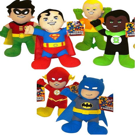 DC Comics Buddies Small Plush Mix - 120 ct