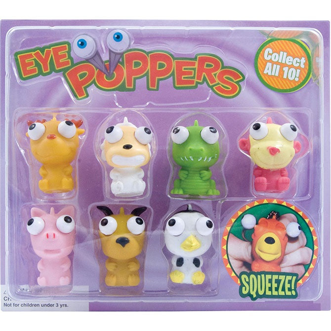 Eye Poppers in 2 inch capsules