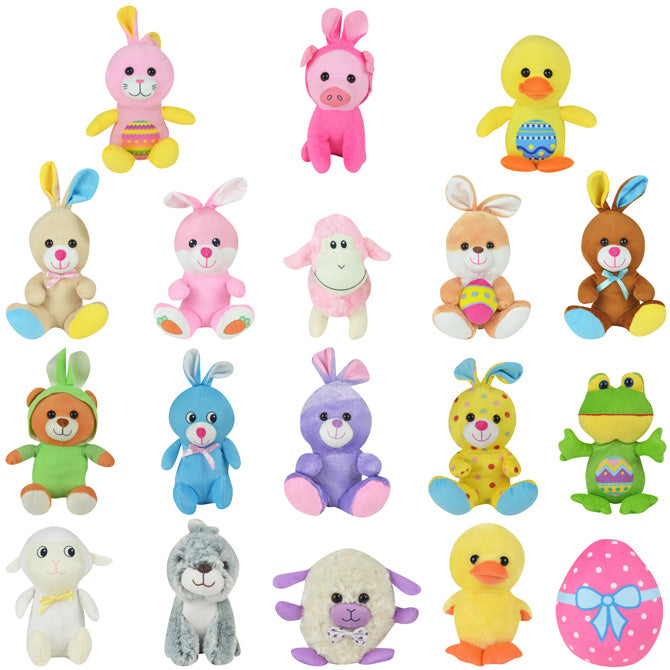 Easter Non-Licensed Plush Mix 144 ct
