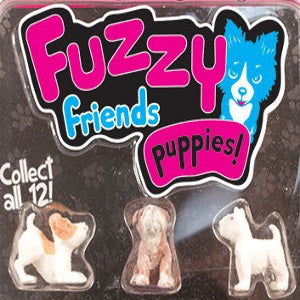 Fuzzy Friends 1 Inch Capsules