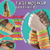 Friendship Bracelets in 1 inch acorn capsules