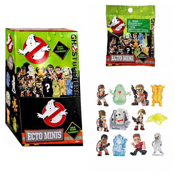 Ghostbusters blind bag redemption prizes