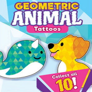 Geometric Animal Tattoos Product Image