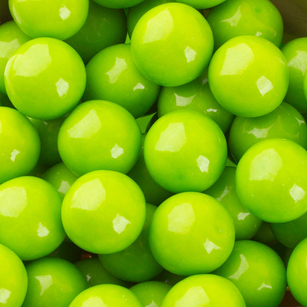 Green Apple Gumballs Product Detail