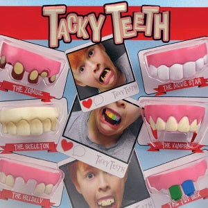 Tacky Teeth 2-Inch Capsules