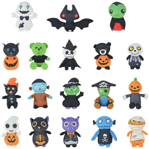 Halloween Small Generic Plush Mix Product Image