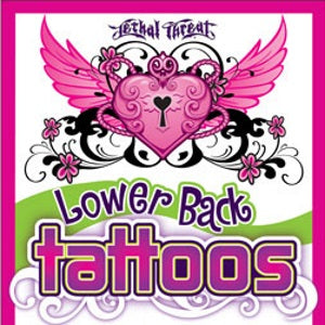Lower Back Tattoos by Lethal Threat