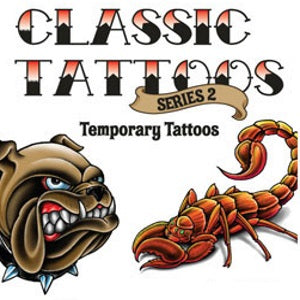 classic tattoos by liquid skin series #2
