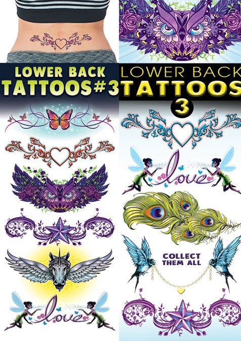 Lower Back Tattoos #3 product display