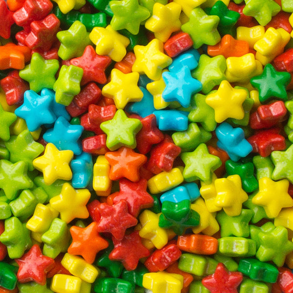 Neon Stars Bulk Candy Product Detail