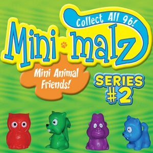 Mini-Malz Figurines, Series 2