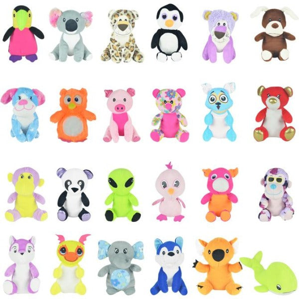Generic Medium Plush Mix 96 ct Product Image