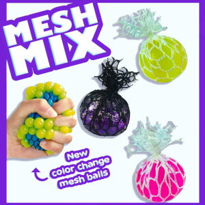 "Mesh Mix 2"" Capsules Product Image"
