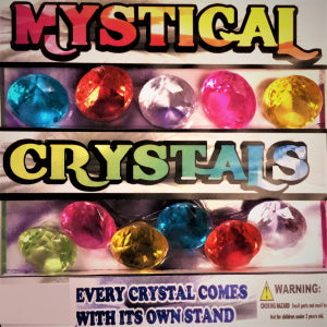 "Mystical Crystals 2"" Capsules Product Image"
