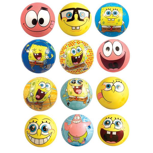 SpongeBob SquarePants Tomy Self-Vending Foam Balls Product Detail