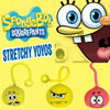 Spongebob Stretchy YoYos in Tommy Capsules
