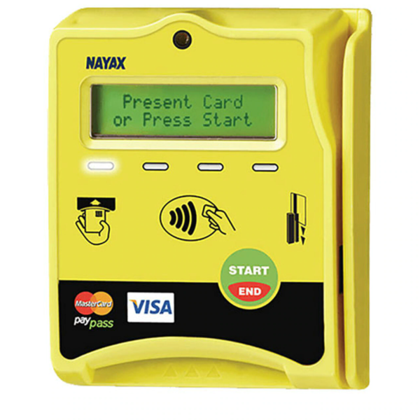 Nayax VPOS Cashless Credit Card Reader w/ AMIT Product Image