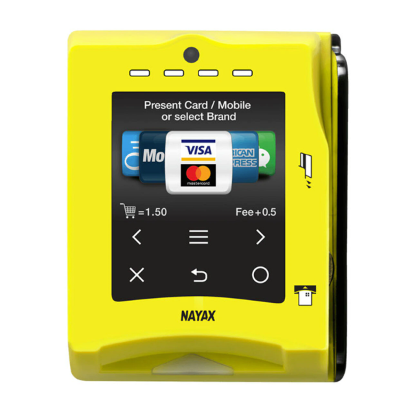 Nayax VPOS Touch Cashless Credit Card Reader Product Image