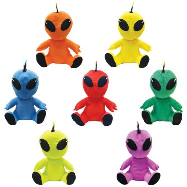 Punk Alien Jumbo Plush Mix 48 ct Product Image