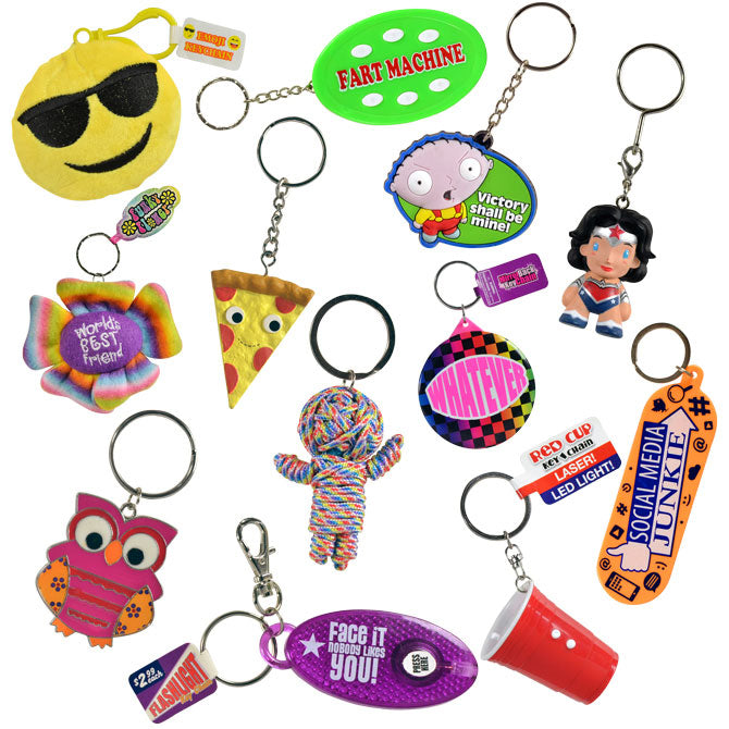 Sports Arena Keychain Kit 192 ct