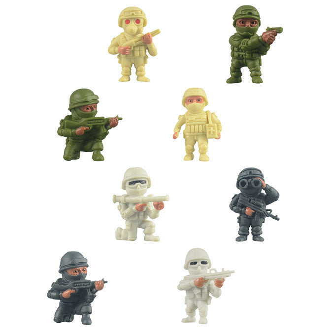 Real army men
