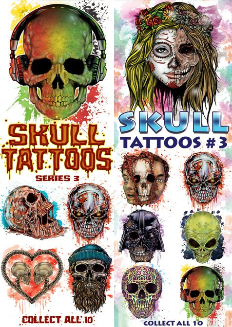 Skull Tattoos #3 product display
