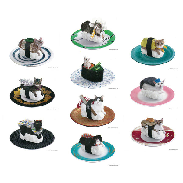 Sushi Cat Stickers product details
