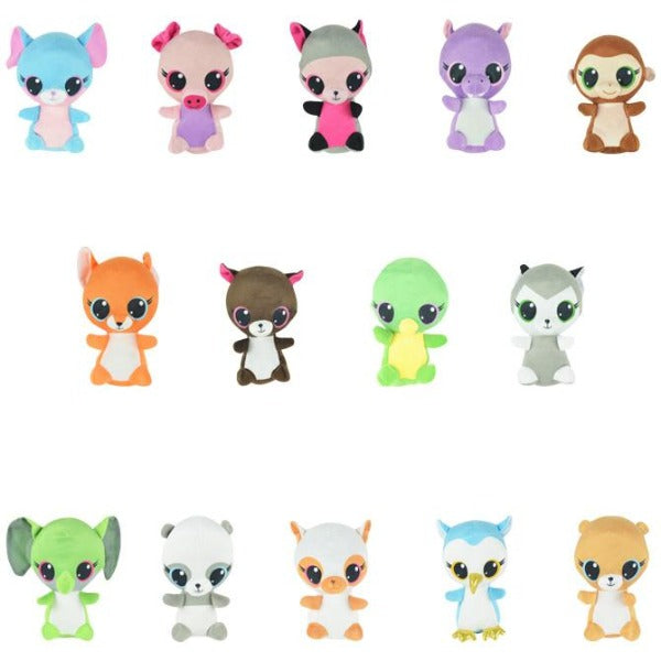 Non-Licensed Generic Small Plush Mix 144 count product image