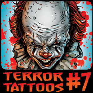 Terror Tattoos Series #7 Product Image