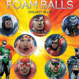 Bulk DC Comics Foam Balls 50 ct