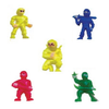 ninja dudes one 1 inch capsule toys product detail