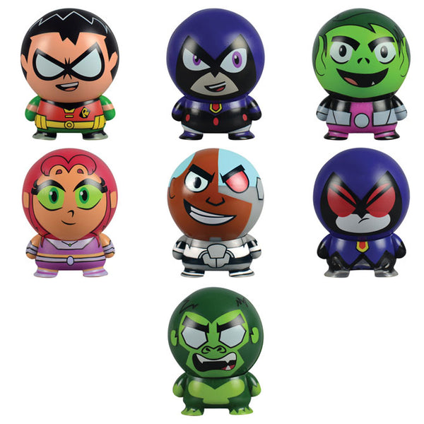 Teen Titans Go! Buildables 2 inch capsules product detail