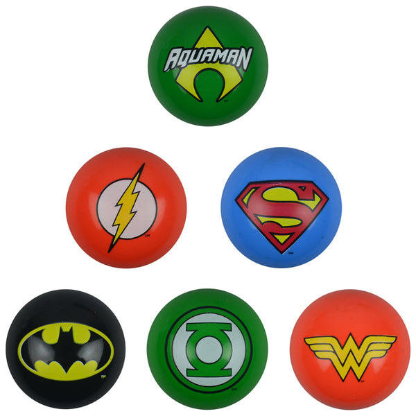 45mm DC Comics Justice League Logo Superballs product detail