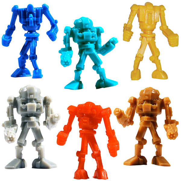 Warbots 1 inch capsules product detail