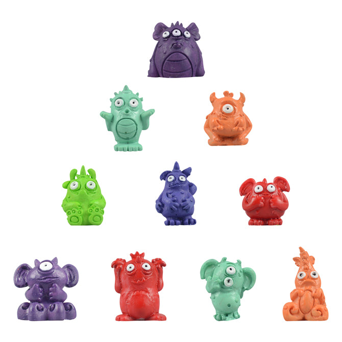 Wee Beasties figurines product detail