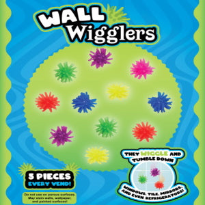 "Wall Wigglers 2"" Capsules Product Image"
