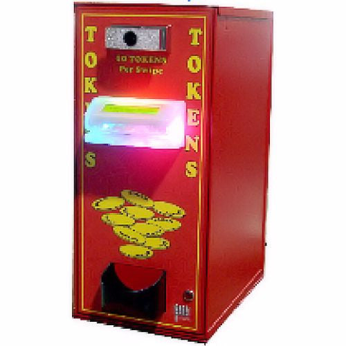 AC250-CRR Token Dispenser and Card Reader Ready