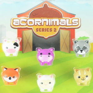 "Acornimals Series #2 1"" Capsules Product Image"