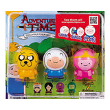 Adventure Time Buildables in 2 inch toy vending capsules