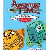Adventure Time Series #2 themed stickers