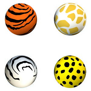 45mm Animal Pattern Wilderness Vision Superballs Product Image