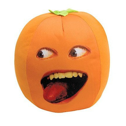 Annoying Orange with Sounds Jumbo Plush Mix - 48 ct
