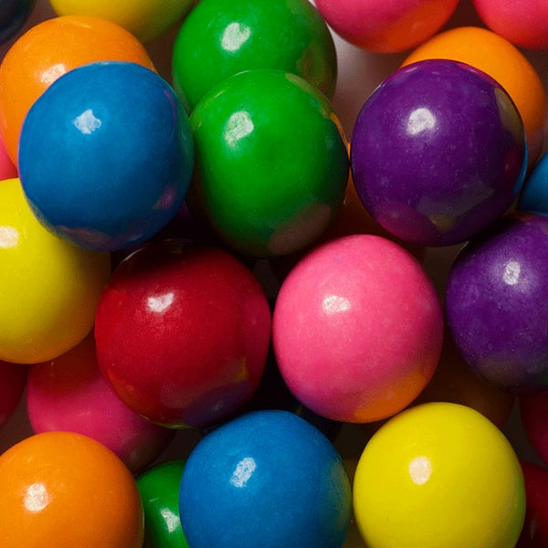 Assorted Color Gumballs (2 lbs)