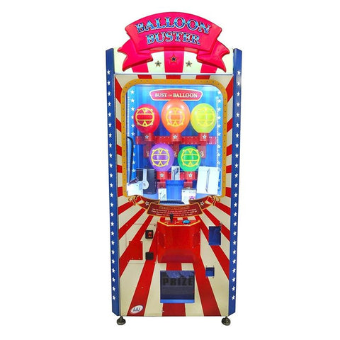 Balloon Buster Prize Redemption Balloon Game