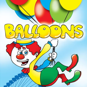 "Balloons 1"" Capsules Product Image"