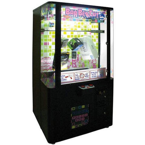 BarBerCut Lite Prize Redemption Arcade Game