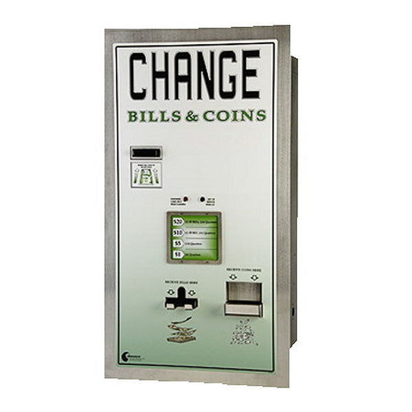 BCX2020RL Bill & Coin Standard Change Machine Product Image