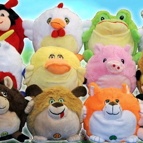 Belly Button Buddies Crane Machine Toys